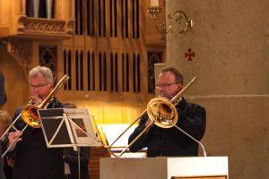 """Gustl und Ralf spielen """"Halleluja Carillon"""""""